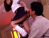 Yuma Asami gets her tight twat drilled good