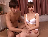 Hayashi Yuna enjoys a steamy hot pounding picture 4