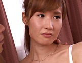 Hayashi Yuna enjoys a steamy hot pounding picture 6