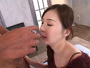 Tatsumi Yui enjoys a wild hardcore shag