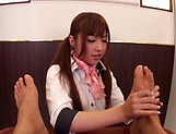 Naruse Kokomi knows how to please a cock