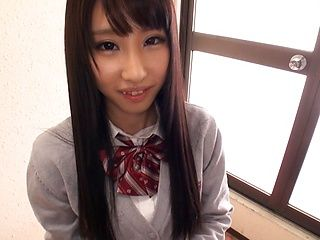 Cute Japanese College Student