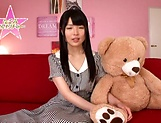 Hot bukkake scenes with horny Japanese teen, Nagomi picture 11