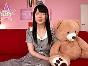 Hot bukkake scenes with horny Japanese teen, Nagomi