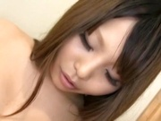 Amateur big boobied Asian girl gets tit fucked in POV
