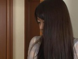 Lovely Ai Asakura knows how to please dick picture 15