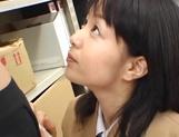 Schoolgirl blows teacher for better grades