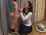 Mature Shizuka Akiyama gets nailed deep