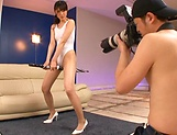 IIoka Kanako deals tatsy dick in sloppy manners picture 12
