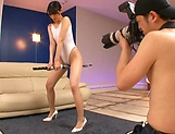 IIoka Kanako deals tatsy dick in sloppy manners picture 13