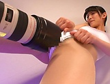 IIoka Kanako deals tatsy dick in sloppy manners