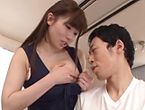 Cute Chino Azumi gets penetrated deep picture 13
