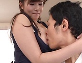 Cute Chino Azumi gets penetrated deep picture 15