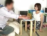 Amazing milf Yuuko Oohashi penetrated deep