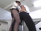 Cute office lady banged hard in hot fuck picture 6