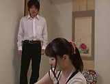 Japanese AV Model gets into hot position 69 picture 1