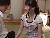 Japanese AV Model gets into hot position 69
