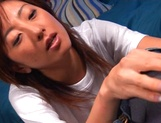 Smoking hot Juri Kano has appetite for dick