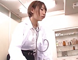 Otoha Nanase gets kinky on her partner's dick picture 3