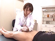 Otoha Nanase gets kinky on her partner's dick