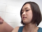 Seductive vixen knows how to suck dick perfectly