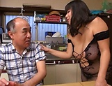 Mature Yukari Orihara gets smashed hard picture 3