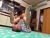 Sleazy Yukari Orihara loves a good fuck