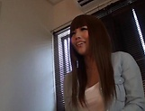 Nishikawa Rion loves her fanny being fingered
