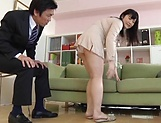 Mature Mikoto Yatsuka wants to be banged deep picture 12