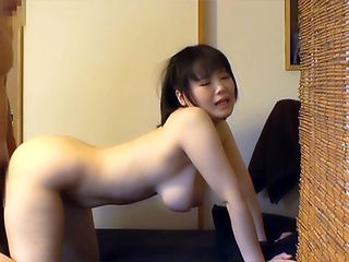 Hardcore session with sexy babe Futaba Hashizuku