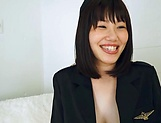 Superb hardcore lingerie session with Asian milf Anna Kishi