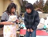 Horny Yukari Orihara wants to be fucked picture 11