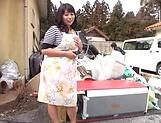 Horny Yukari Orihara wants to be fucked picture 13