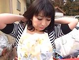 Horny Yukari Orihara wants to be fucked picture 15