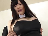 Busty Mikoto Yatsuka banged in hot fuck picture 6