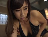 Miyabe Suzuka dick rides a dude until exhaustion picture 8