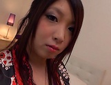 Foxy Amayoshi Shizuku nailed hard and deep