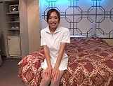 Luscious hottie Yui Sasaki nailed in an intense sex