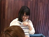 Hottie Kawai Mayu gets a messy facial. picture 13
