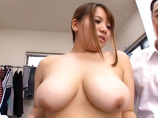 Amazing Konishi Mika ready to be banged deep