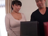 Sankihon Nozomi gets a tenacious fuck with three guys picture 15
