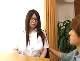 Amayoshi Shizuku enjoys a worthwhile shag  picture 13
