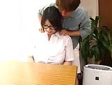 Amayoshi Shizuku enjoys a worthwhile shag  picture 14