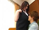 Amayoshi Shizuku enjoys a worthwhile shag