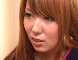 Busty Asian beauty Hatano Yui enjoys cock in various modes picture 12