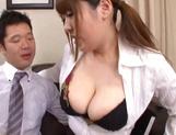 Stunning Aya Miyoshi enjoying her tight muff slammed picture 11