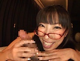 Nozomi Mikimoto has a luscious anal tunnel to share