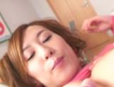 Busty Japanese goddess,Hikari Kirishma fucked until exhaustion