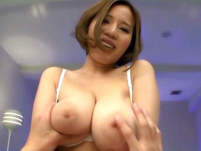 Saijou Ruri enjoys a hardcore session with her dudes