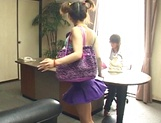 Amazing blowjob cosplay session with Karen Ichinose